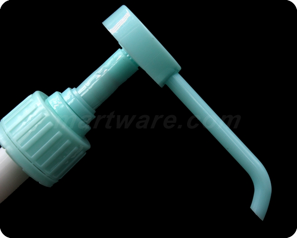long nozzle lotion pump
