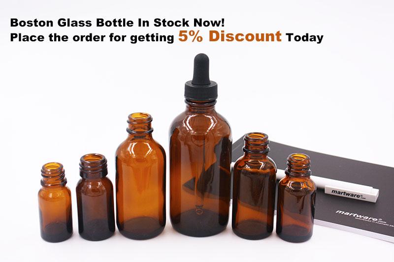 Boston Glass Bottle