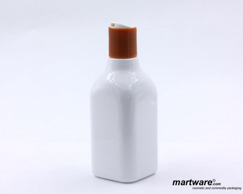Disc Top Cap + Bottle